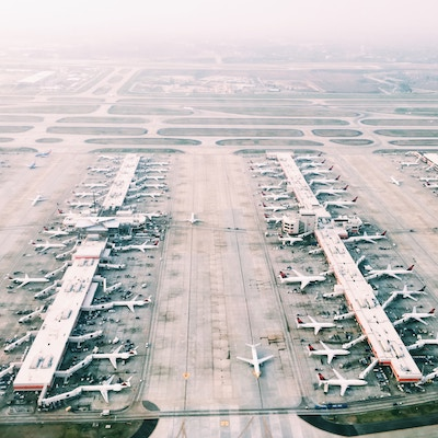 ノマドワークをするなら、羽田空港国内線ターミナルがオススメ